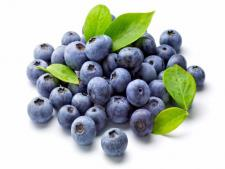 Serving of Blueberries