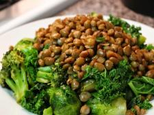 Lentil broccoli lover