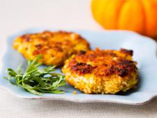 Pumpkin and Kumara Patties