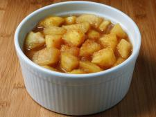 Stewed Apples inspired by Grandma Betty
